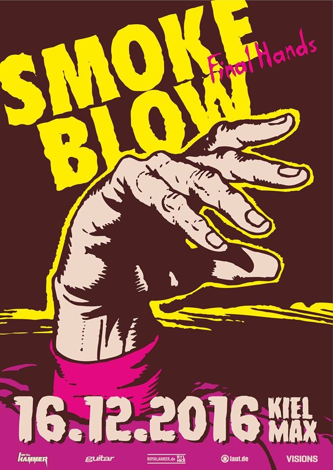Welcome to the world of SMOKE BLOW +